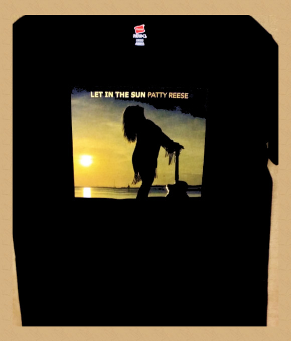 Patty Reese - Let In The Sun T-Shirt